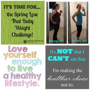 lose that baby weight, challenge, get fit, mom
