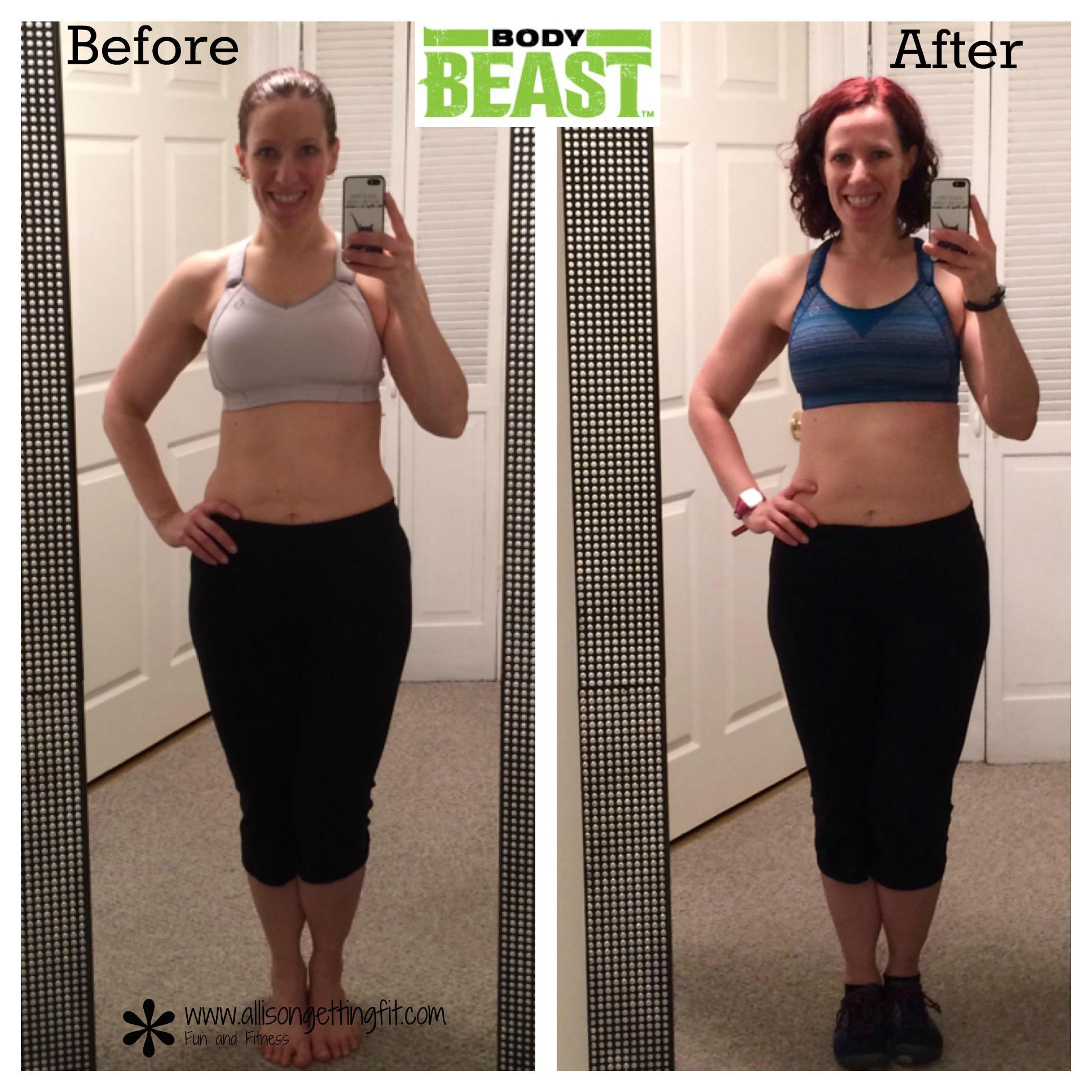Body Beast Results – Round 2…plus Equipment!