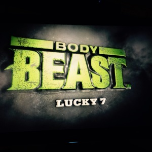 Body Beast lucky 7