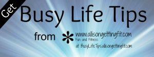 BusyLifeTips cover