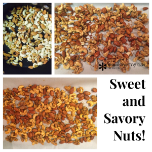 spiced nuts, fixate